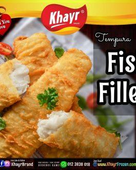 ⌑ Tempura Fish Fillet (4 pcs)