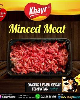Daging Kisar @ Minced Meat (350gm)