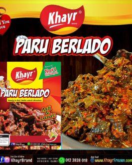 RTE Paru Berlado (250gm)