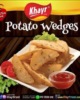 ⌑ Mccain Potato Wedges (700g)