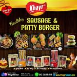Khayr Sosej & Burger