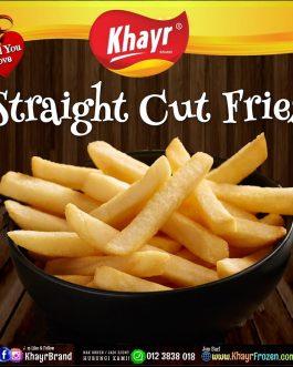 ⌑ Mccain Straightcut Fries (700g)